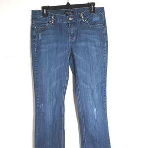 White House Black Market North Jeans  size 6R